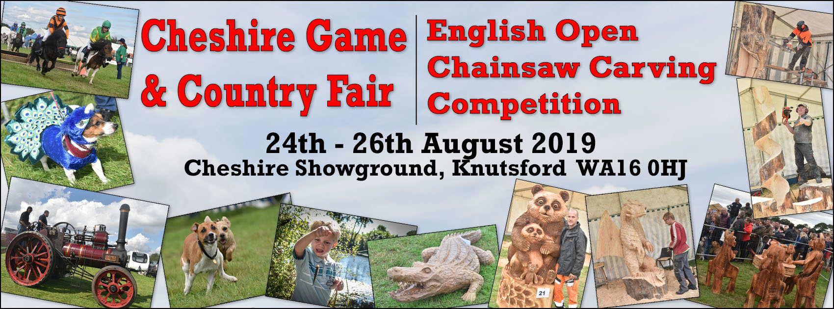 Living Heritage Cheshire Game and Country Fair
